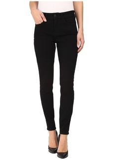 NYDJ Ami Super Skinny Jeans in Black