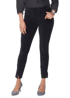 NYDJ Ami Twisted Seam Split Ankle Skinny Jeans