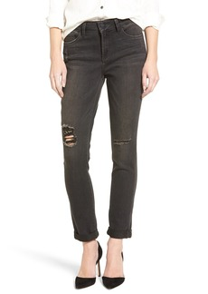 Not Your Daughter's Jeans NYDJ 'Anabelle' Destructed Stretch Boyfriend Jeans