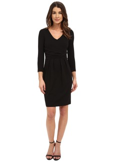 NYDJ Andrea Stretch Crepe Dress
