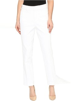 NYDJ Ankle Trousers in Optic White