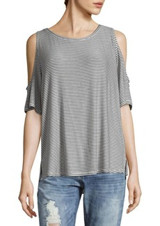 Not Your Daughter's Jeans Aria Cold Shoulder Top