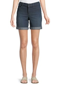 Not Your Daughter's Jeans NYDJ Avery Mid-Rise Shorts