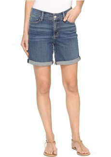 Not Your Daughter's Jeans Avery Shorts in Heyburn Wash