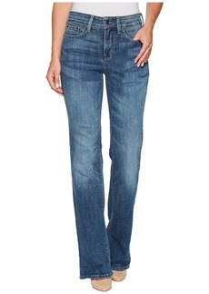 Not Your Daughter's Jeans Barbara Bootcut Jeans in Crosshatch Denim in Newton