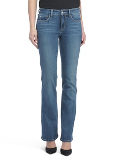 Not Your Daughter's Jeans NYDJ Barbara Bootcut Short Jeans (Heyburn Wash)