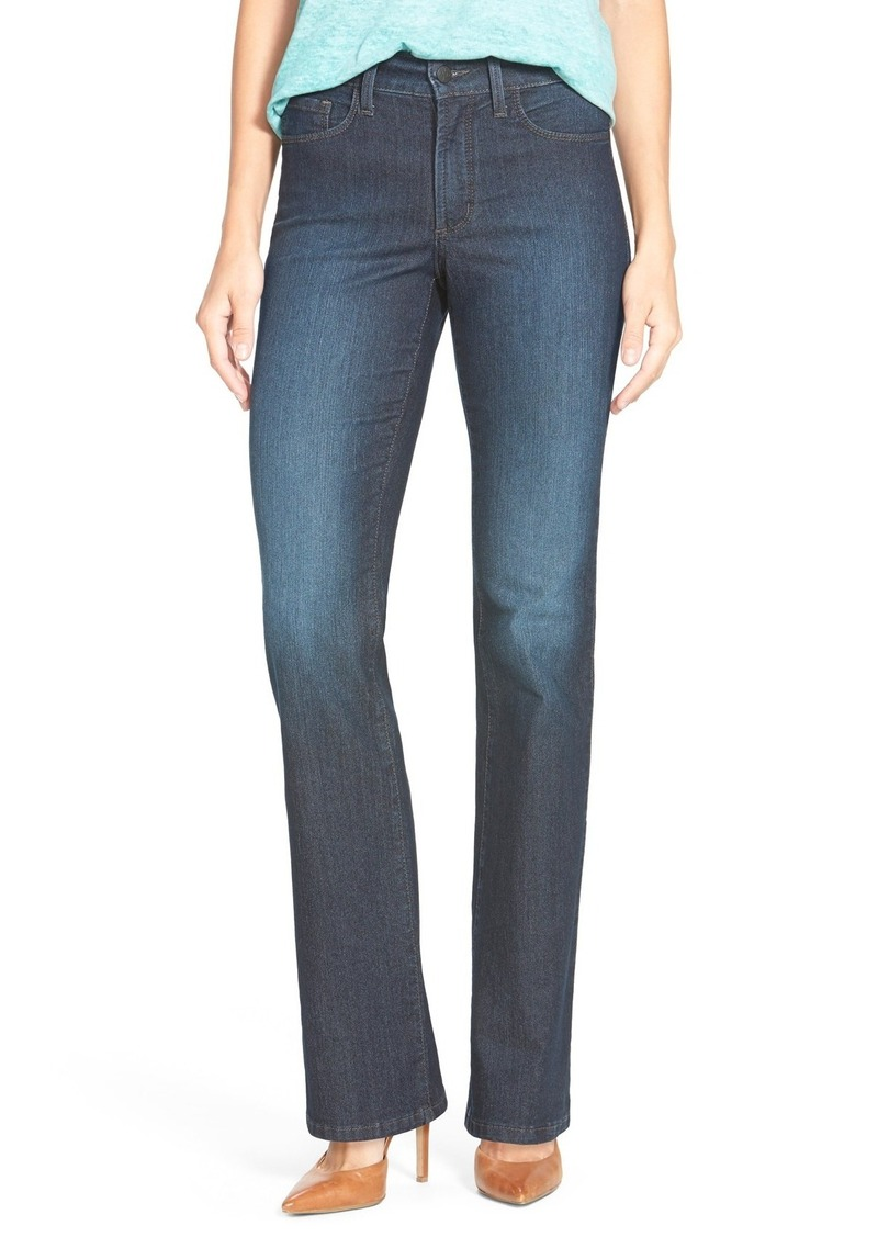 not your daughter 39 s jeans nydj 39 barbara 39 stretch bootcut. Black Bedroom Furniture Sets. Home Design Ideas