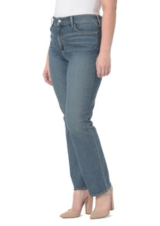 Not Your Daughter's Jeans NYDJ Barbara Stretch Bootcut Jeans (Heyburn) (Plus Size)