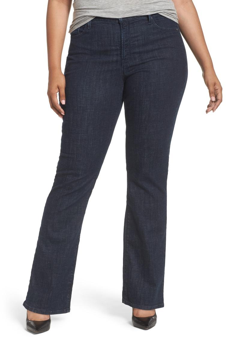 082a8f43a3f NYDJ NYDJ Barbara Stretch Bootcut Jeans (Plus Size)