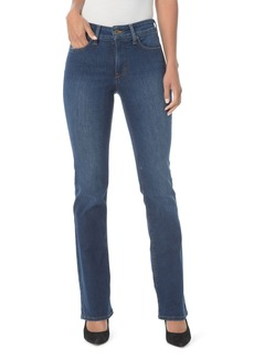 NYDJ Barbara High Waist Stretch Short Bootcut Jeans (Regular & Petite)