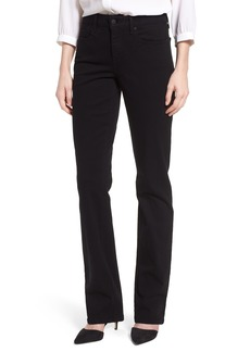 Not Your Daughter's Jeans NYDJ Billi Stretch Mini Bootcut Jeans