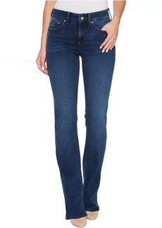 Not Your Daughter's Jeans Billie Mini Bootcut Jeans in Future Fit Denim in Traveller