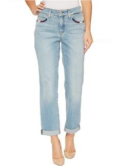 Not Your Daughter's Jeans NYDJ Boyfriend Jeans w/ Wrap Stitch Detail in Westland