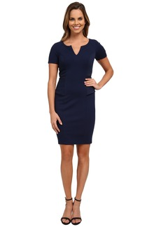 Not Your Daughter's Jeans NYDJ Bridget Peplum Dress