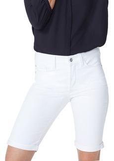 Not Your Daughter's Jeans NYDJ Briella Roll Cuff Bermuda Shorts