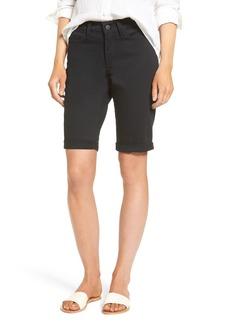 Not Your Daughter's Jeans NYDJ Briella Roll Cuff Denim Shorts (Regular & Petite)
