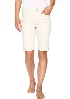Not Your Daughter's Jeans Briella Roll Cuff Shorts in Clay