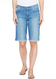 Not Your Daughter's Jeans Briella Shorts in Jet Stream