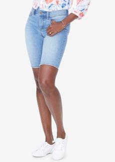 Not Your Daughter's Jeans Nydj Briella Tummy-Control Bermuda Shorts