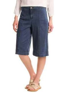 Not Your Daughter's Jeans NYDJ Carol Chambray Culotte Crop Pants (For Women)