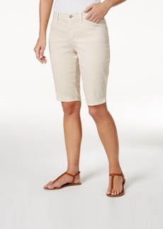 Not Your Daughter's Jeans Nydj Christy Twill Bermuda Shorts