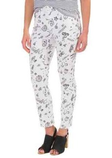 NYDJ Clarissa Printed Skinny Ankle Jeans (For Women)