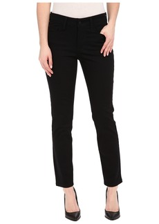 Not Your Daughter's Jeans NYDJ Clarissa Skinny Ankle Fine Line Twill