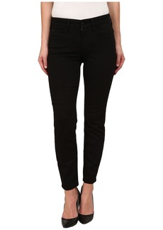 Not Your Daughter's Jeans NYDJ Clarissa Skinny Ankle in Black