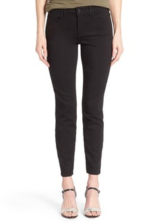 Not Your Daughter's Jeans NYDJ 'Clarissa' Stretch Ankle Skinny Jeans (Black Garment)