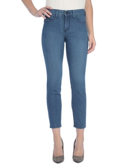 Not Your Daughter's Jeans NYDJ 'Clarissa' Stretch Ankle Skinny Jeans (Dark Enzyme)