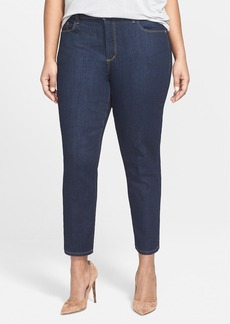 Not Your Daughter's Jeans NYDJ 'Billie' Stretch Mini Bootcut Jeans ...