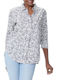 Not Your Daughter's Jeans NYDJ Classic Cotton Lawn Blouse