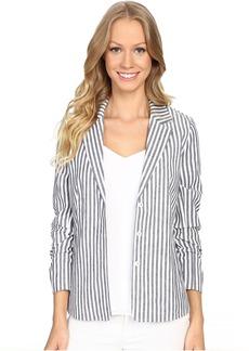 NYDJ Crop Derby Jacket
