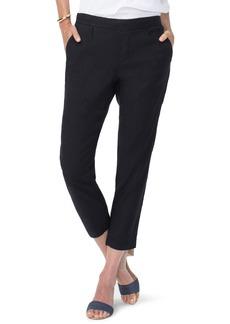 NYDJ Crop Linen Pants