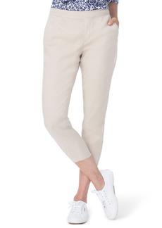 Not Your Daughter's Jeans NYDJ Crop Linen Pants