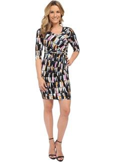 Daniella Rayon Span Jersey Wrap