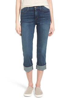 Not Your Daughter's Jeans NYDJ 'Dayla' Colored Wide Cuff Capri Jeans (Regular & Petite)