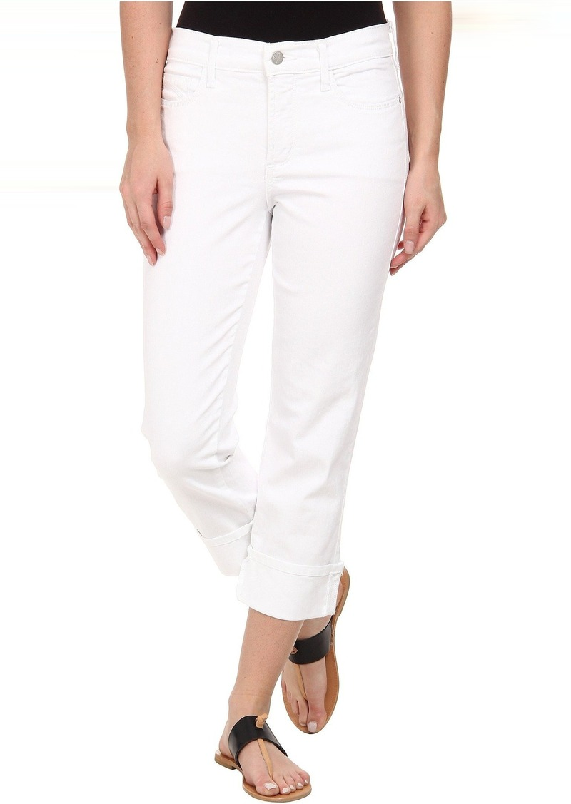 Not Your Daughter's Jeans Dayla Wide Cuffed Capri