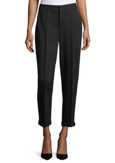 NYDJ Denise Slim High-Rise Ponté Pants