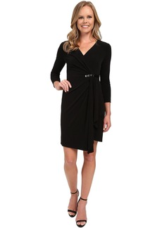 Dianne Lux Matte Jersey Dress