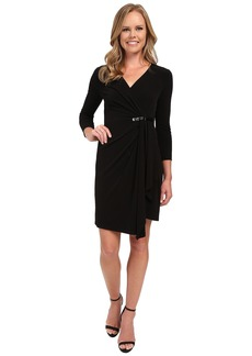 NYDJ Dianne Lux Matte Jersey Dress