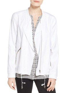 Not Your Daughter's Jeans NYDJ Draped Front Jacket