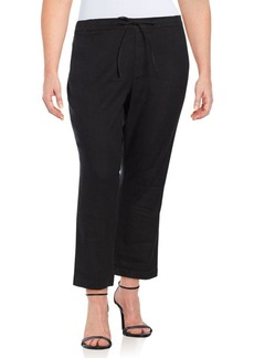 Not Your Daughter's Jeans Drawstring Linen Pants