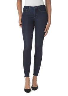 Not Your Daughter's Jeans NYDJ Dylan Skinny Ankle-Zip Jeans in Rinse