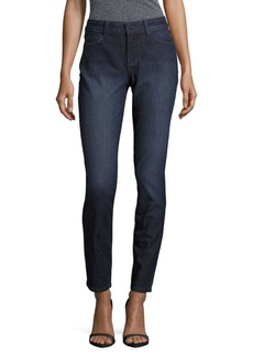 Not Your Daughter's Jeans Embroidered Denim Jeans