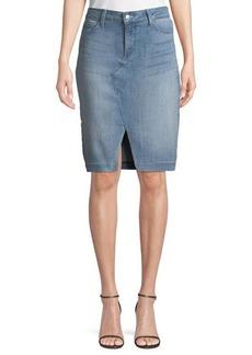 NYDJ Emma Denim Mini Skirt