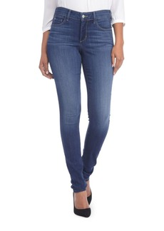 NYDJ Faded Five-Pocket Legging Jeans