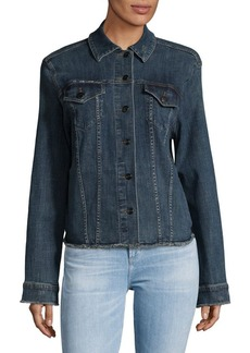 Not Your Daughter's Jeans NYDJ Fading Denim Jacket