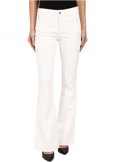 Not Your Daughter's Jeans Farrah Flare Jeans in Spotless White