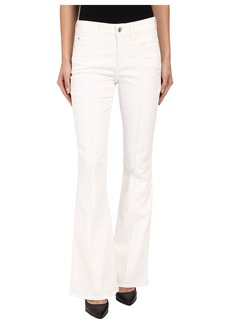 Not Your Daughter's Jeans NYDJ Farrah Flare Jeans in Spotless White